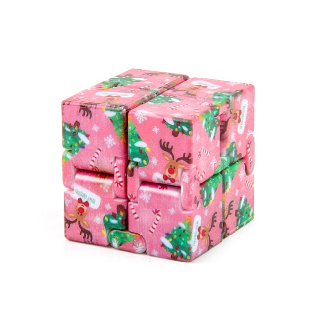 Creative Infinite Cube Anti stress Fidget Toys Infinity Cube Magic Cube Office Flip Cubic Puzzle Stop 3.jpg 640x640 3 - Simple Dimple Fidget