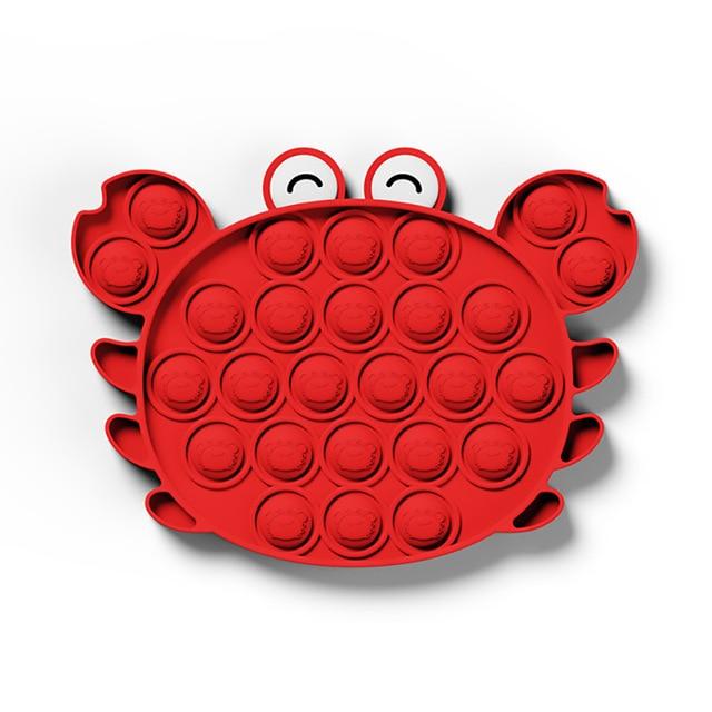 Funny Pop Fidget Toys Push It Bubble Stress Relief Antistress Stress Reliever Toys For Adult Children 15.jpg 640x640 15 - Simple Dimple Fidget